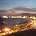 Dahab la nuit en Egypte